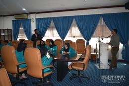 Universitas Wahid Hashim Visit Image 5