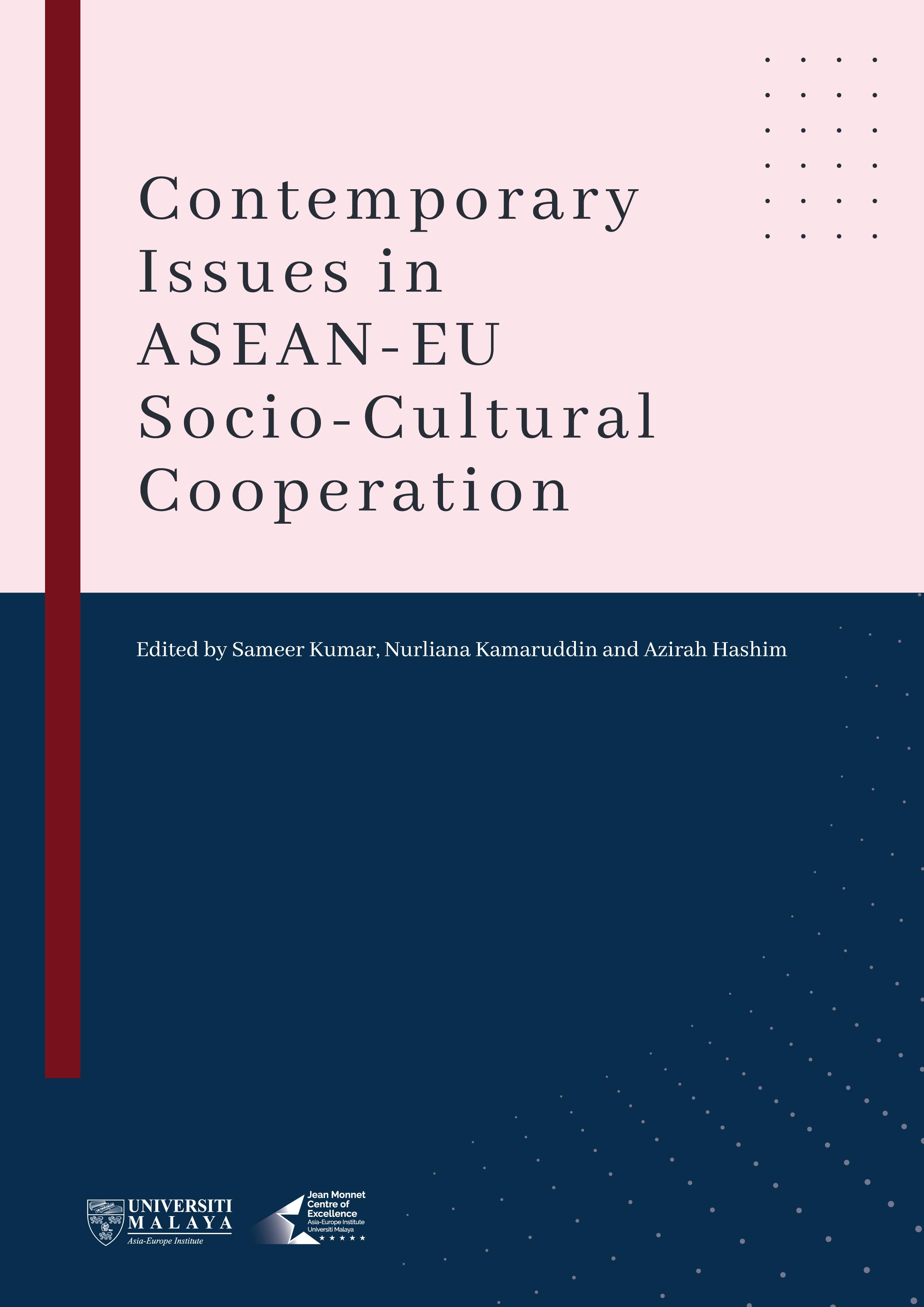 Contemporary Issues in ASEAN-EU Socio-Cultural Cooperation