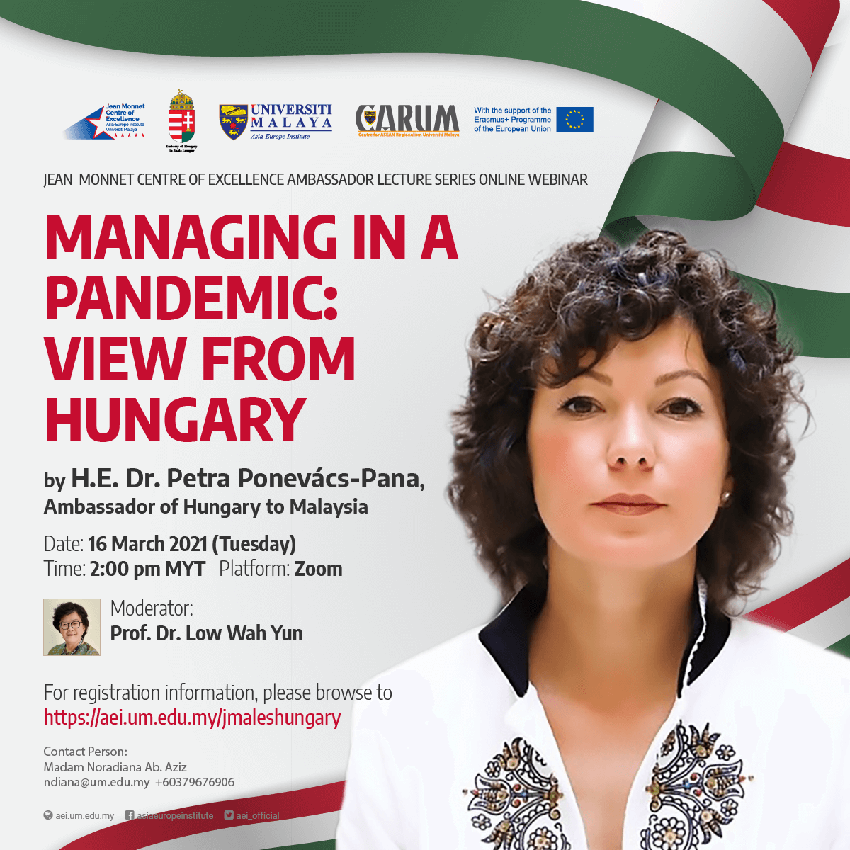 Managing in a Pandemic: View from Hungary