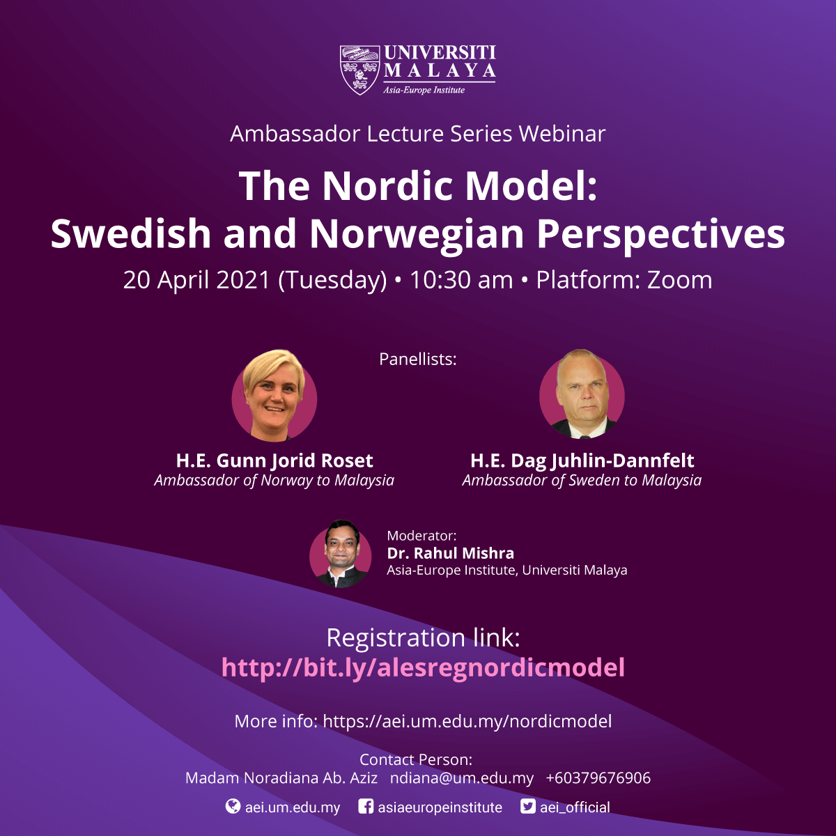 The Nordic Model: Swedish and Norwegian Perspectives