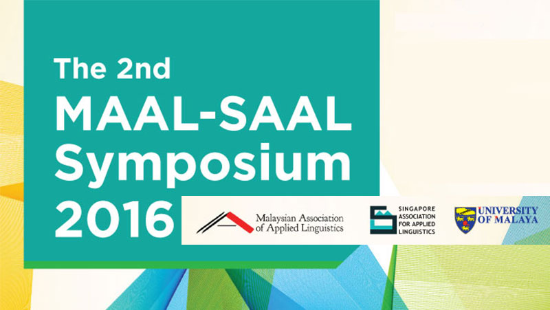2nd MAAL-SAAL Symposium 2016