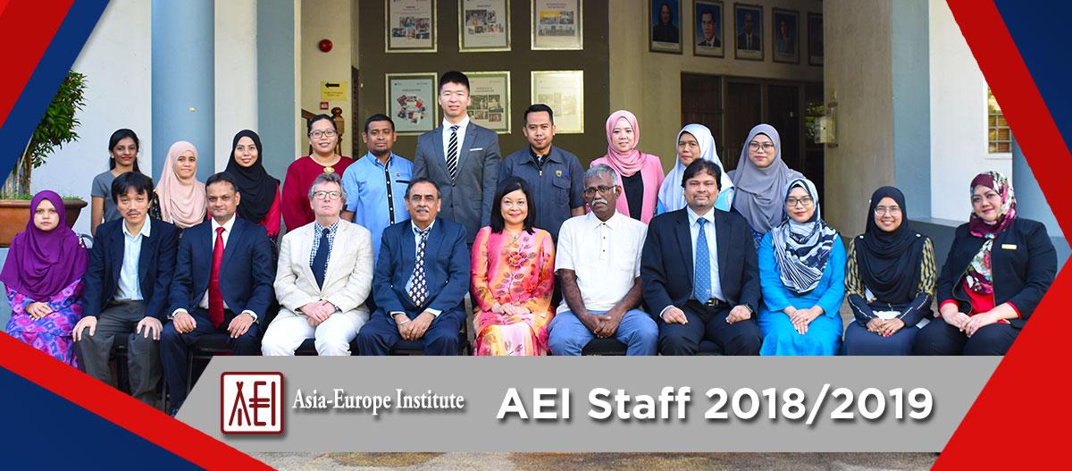 AEI Staff 2018/2019