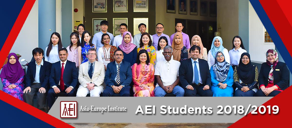 AEI Students 2018/2019