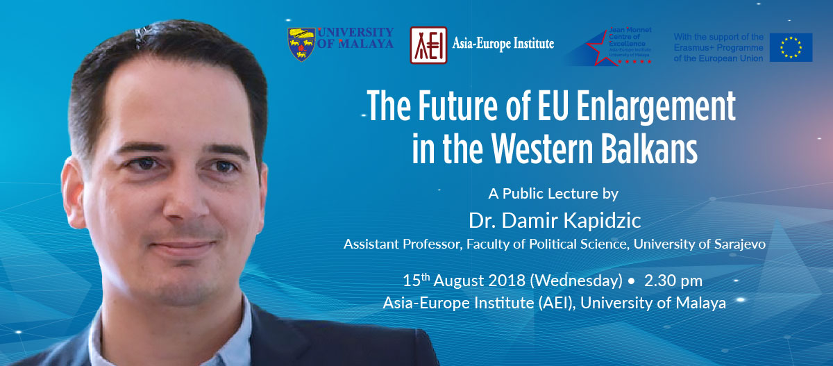 The Future of EU Enlargement in the Western Balkans