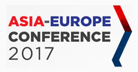 Asia-Europe Conference 2017 logo