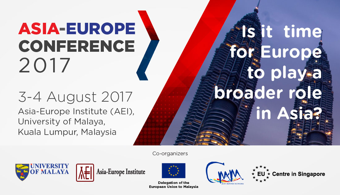 Asia-Europe Conference 2017