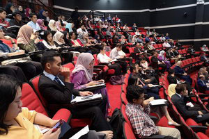 The launching of the Jean Monnet Centre of Excellence, Asia-Europe Institute, University of Malaya