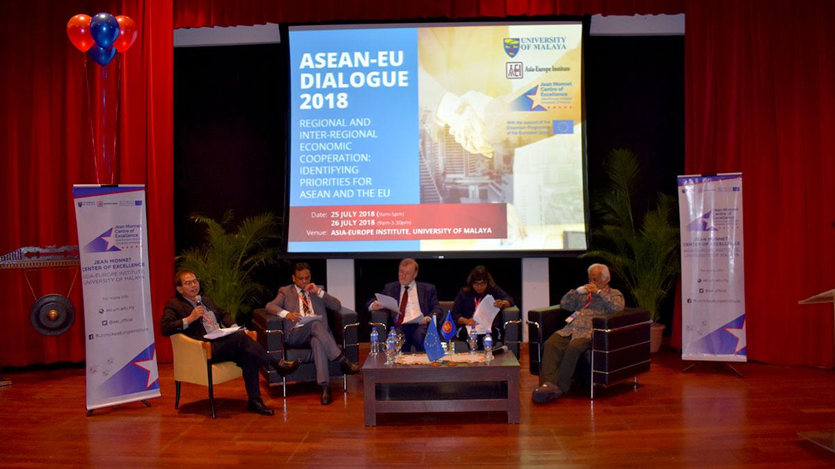 ASEAN-EU Dialogue 2018