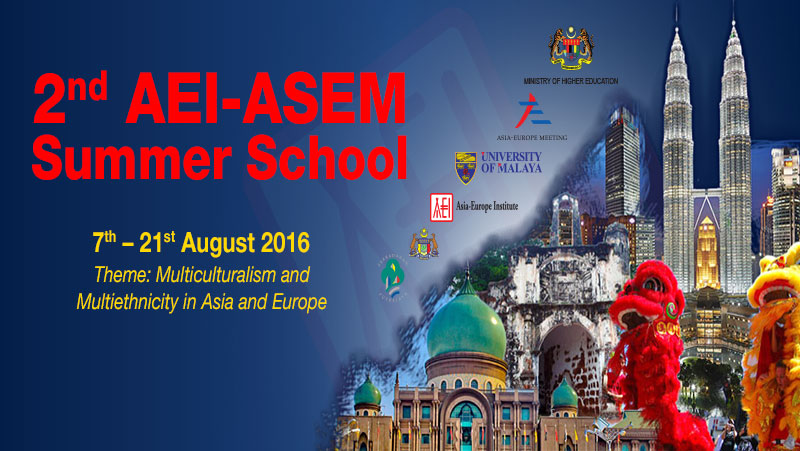 2nd AEI-ASEM Summer School