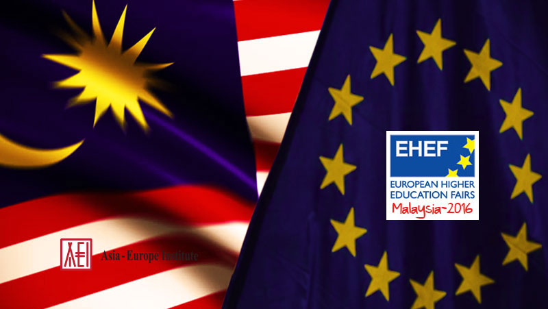 3rd EU-Malaysia Higher Education Conference on 14th March, 2016