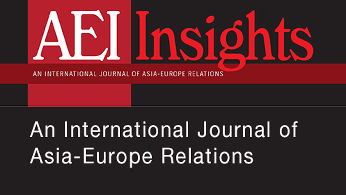 AEI Insights Vol. 6, Issue 1, January 2020
