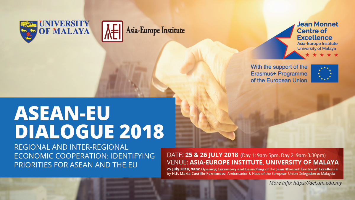 Brief Report on the ASEAN-EU Dialogue 2018