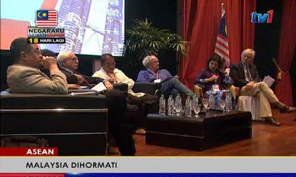 ASEAN - Malaysia Dihormati'