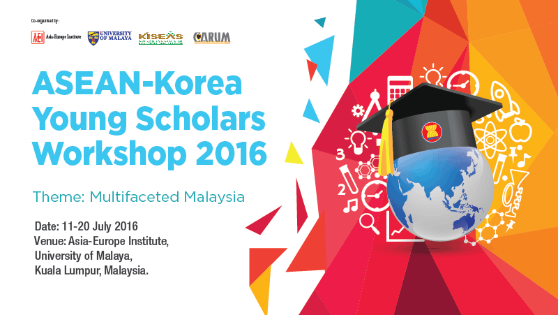 ASEAN-Korea Young Scholars Workshop 2016