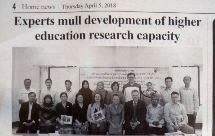 Experts mull development of higher education research capacity