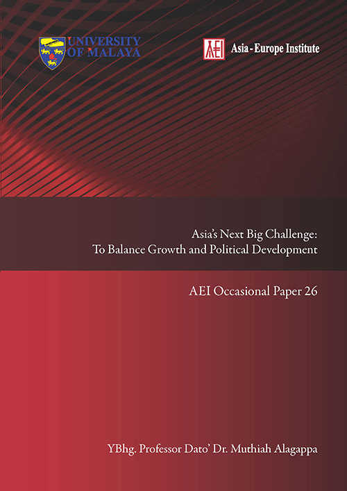 AEI Occasional Paper 26
