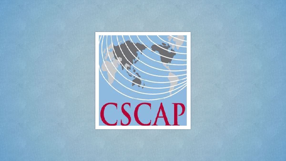 CSCAP (Council for Security Cooperation in the Asia Pacific) Retreat: the ASEAN Regional Forum, and the Rules-Based Order