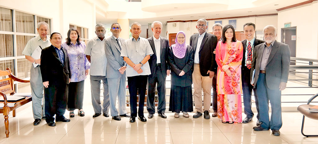 Contributions of Tun Abdul Razak to the Development of Malaysia - Non-Partisan Reflections: First Author's Workshop