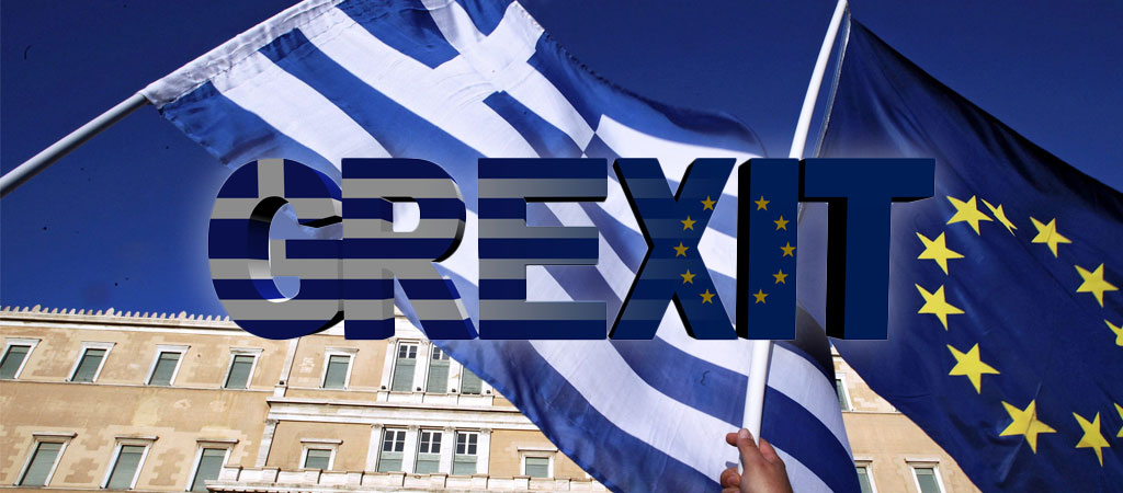 'Grexit' whispers are making the rounds yet again