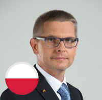 Ambassador of the Republic of Poland, H.E. Marcin Kubiak