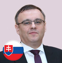Ambassador of the Slovak Republic in Jakarta, H.E. Michal Slivovič