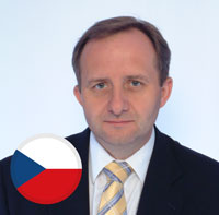 Ambassador of the Czech Republic, H.E. Rudolf Hykl