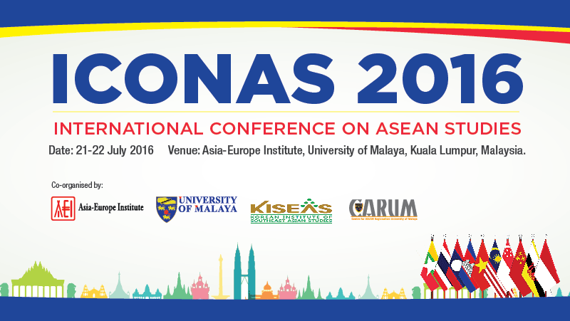 ASEAN Young Scholars Workshop 2016