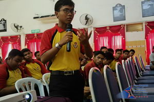Europe Day High School Outreach 2018 at SM Sains Kuala Selangor