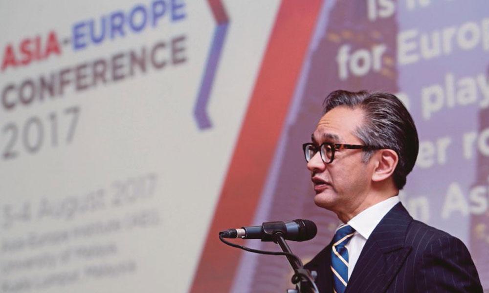 Asia, EU leaders cannot be on 'autopilot mode'
