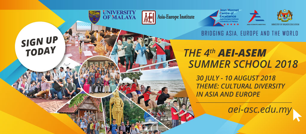 AEI-ASEM SUMMER SCHOOL 2018