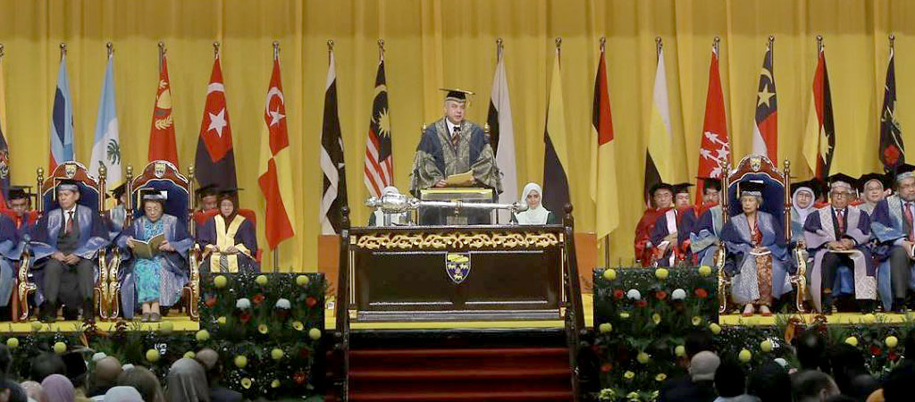 Perak Sultan urges UM to inculcate integrity among its students