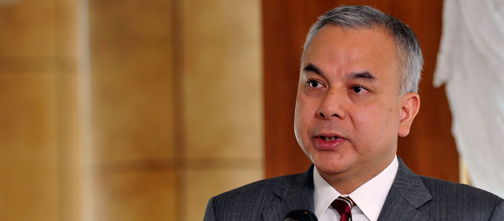 Keynote Address by His Royal Highness Sultan Nazrin Muizzuddin Shah at the ASEAN-Australia Dialogue 2018