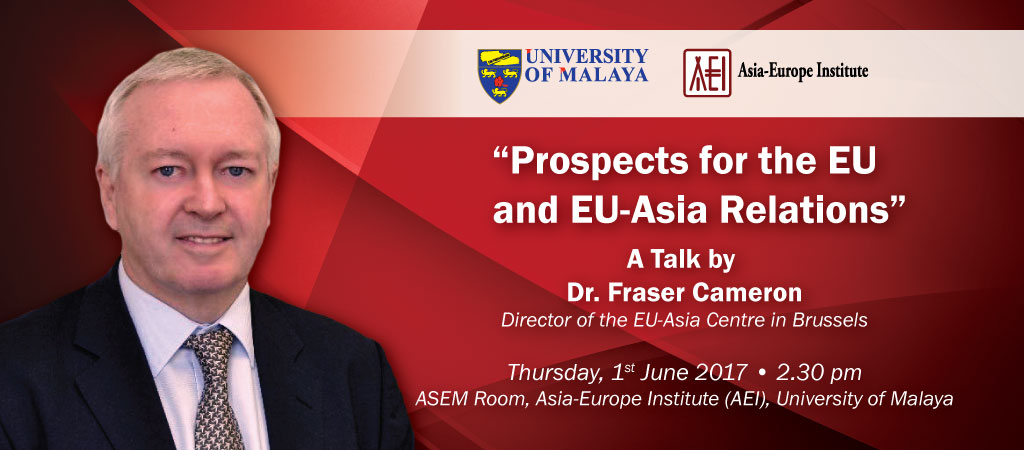 Prospects for the EU and EU-Asia relations