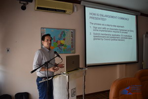 The Future of EU Enlargement in the Western Balkans by Dr. Damir Kapidzic