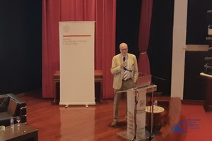"""World War II: The Polish Experience."" By H.E. Professor Krzysztof Dębnicki, Ambassador of the Republic of Poland to Malaysia"