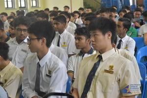 Europe Day High School Outreach 2019 at Methodist Boys' Secondary School Kuala Lumpur